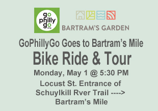 GoPhillyGo Goes to Bartram's Mile: Bike Ride & Tour