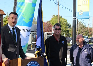 The Tinicum Segment of The East Coast Greenway is Now Open
