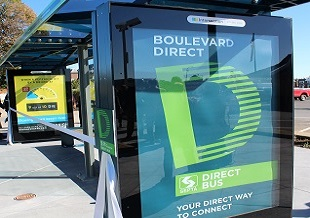 New Boulevard Direct Bus Service Turns 80 Stops to 8