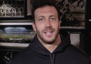 Connor Barwin for GoPhillyGo