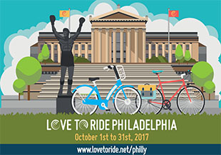Join Love to Ride Philadelphia