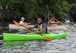 Where to Paddle in the Philadelphia Area