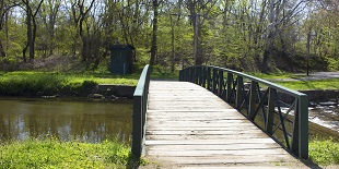 Tacony Creek Park- Adams Gateway