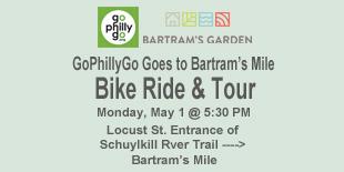 GoPhillyGo Goes to Bartram's Mile: Bike Tour