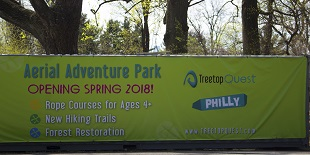 Treetop Quest Philly