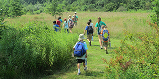 Stony Brook-Millstone Watershed Center and Reserve